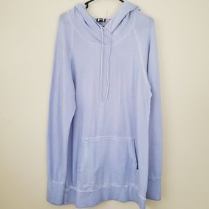 H by Bordeaux Oversized Hoodie
